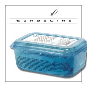 Pelunturan POWDER BIRU ammonia COMPACT - ECHOSLINE