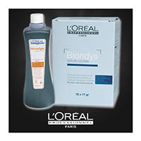 Blondys - Minyak pemutih + penambah - L OREAL PROFESSIONNEL - LOREAL