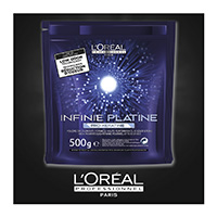 Infinie PLATINE χαμηλή οσμή - L OREAL PROFESSIONNEL - LOREAL