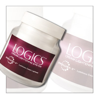 Logika bercahaya CREAM lightener - MATRIX