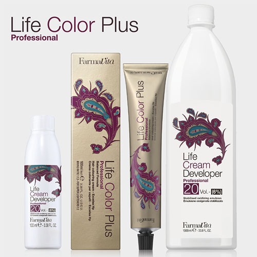 LIFE COLOR PLUS EXCELSA Hp - FARMAVITA