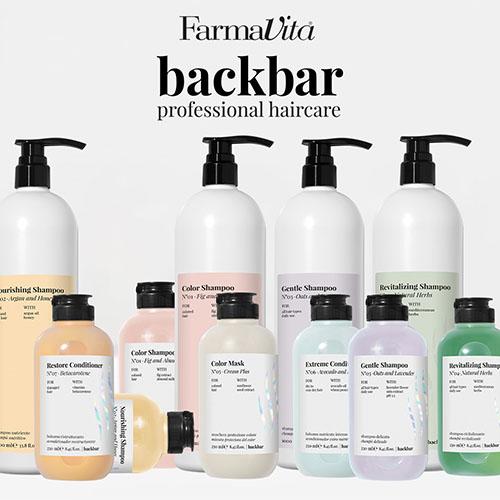 BACKBAR - Professional Haircare - FARMAVITA