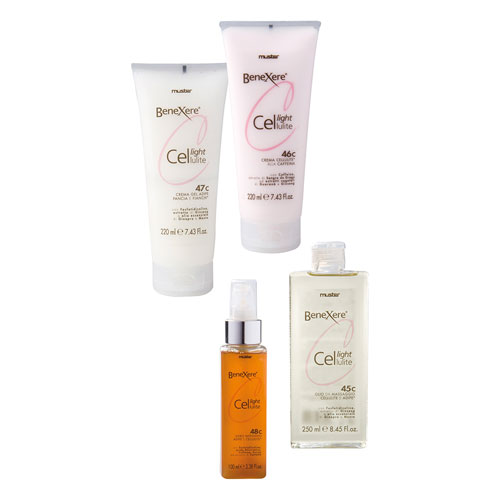 BENEXERE KIT CELLULITE LIGHT - MUSTER