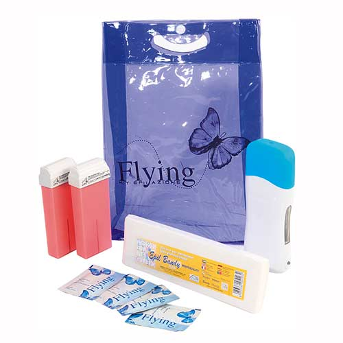 FLYING-ÉPILATION KIT « FLYINGLUX » - TERZI INDUSTRIE