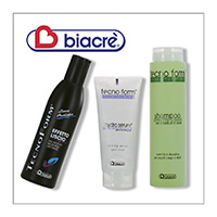 TECNO表格: SMOOTH STYLING - BIACRE'