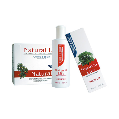 NATURAL LIFE : talg - BALANSERING - CHARME & BEAUTY