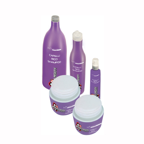 HT TREATMENT SYSTEM-LINE CURLY HAIR - CHARME & BEAUTY