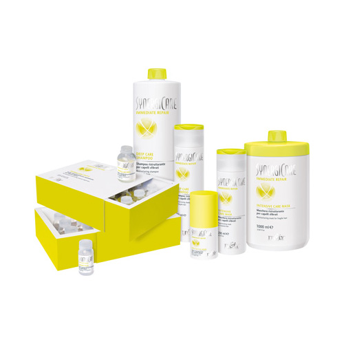 SYNERGYCARE - CABELO EXCLUSIVO SPA - IT&LY