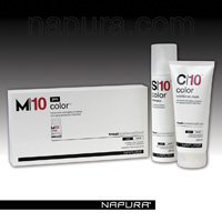 COLOR : TREATED HAIR - NAPURA