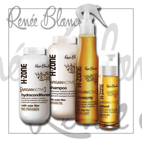 Н • ЗОНА : ARGAN ACTIVE - RENEE BLANCHE