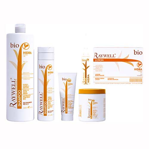 BIO-HYDRATING THE SKIN AND DRY HAIR - RAYWELL