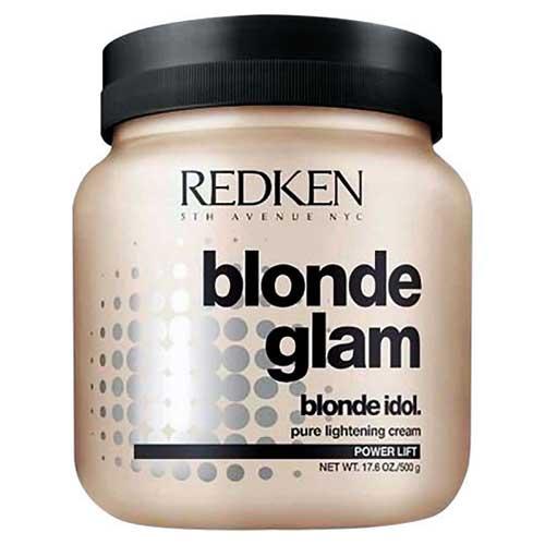 BLONDE GLAM