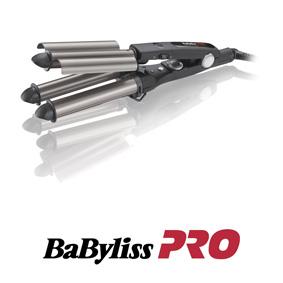 ברזל משולשת - BABYLISS PRO