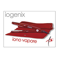 IOGENIX : IONIC STRAIGHTENER STEAM - DUNE 90