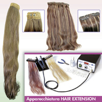 100% NATURAL HUMAN HAIR EXTENSIONS - HAIR TRADE