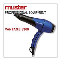 מייבש שיער VANTAGE 3300 - MUSTER