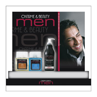MEN : complete lijn Hair & Shave - CHARME & BEAUTY