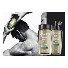CAPITAL FORCE anti-roos - KERASTASE