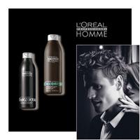L' Oréal Professionnel Homme - TONIQUE y claro fresco - L OREAL PROFESSIONNEL - LOREAL