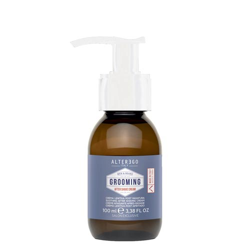 GROOMING MEN & BEARD: AFTER SHAVE CREAM