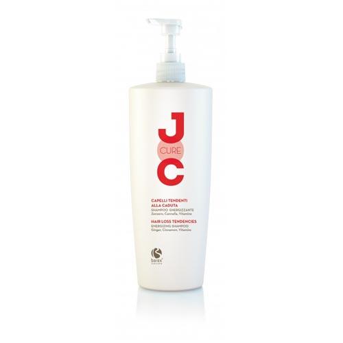 JOC の治療: 通電シャンプー - BAREX