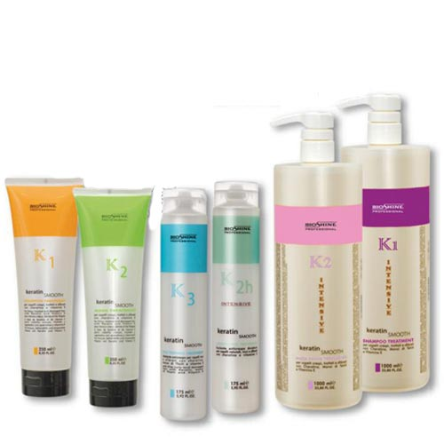 KERATIN SMOOTH - BIOSHINE