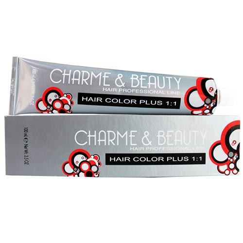 HAIR COLOR PLUS - CHARME & BEAUTY