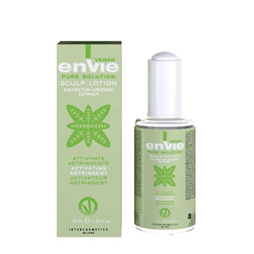 PURE VEGAN OPLOSSING: ACTIVEREN LOTION SAMENTREKKEND ENVIE BOETSEREN - ENVIE