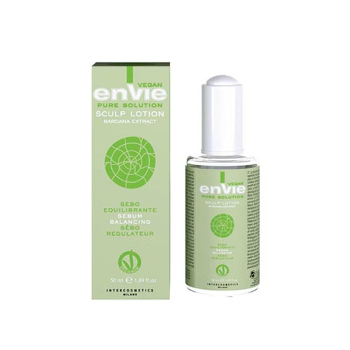 ENVIE VEGAN ZUIVERE OPLOSSING: SCULP LOTION SEBUM REGULATOR - ENVIE
