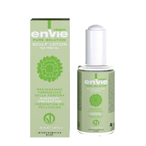 ENVIE VEGAN ZUIVERE OPLOSSING: SCULP LOTION TEA TREE OLIE - ENVIE