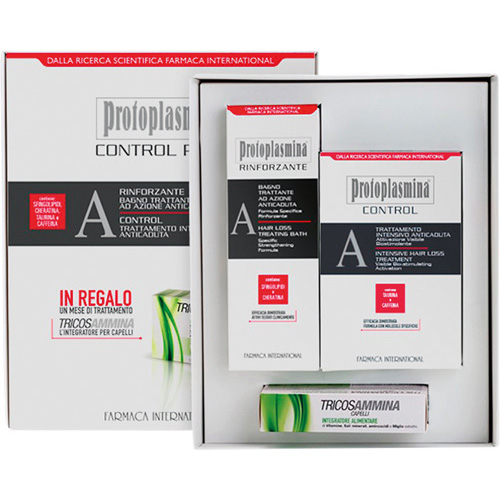 DE CONTROLE VAN DE KIT PLUS: CONTROLE & BAD IN - FARMACA INTERNATIONAL