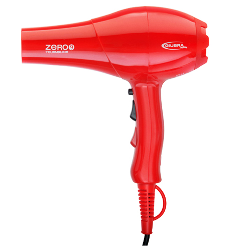 SEMI COMPACT 9 ZERO TOURMALINE HAIR DRYER - GIUBRA