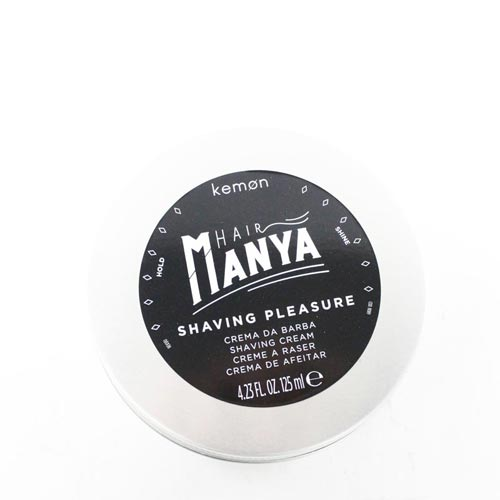 HAIR MANYA SHAVING: SHAVING PLEASURE - KEMON