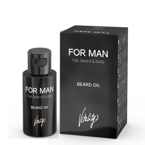 FOR MAN: BEARD OIL